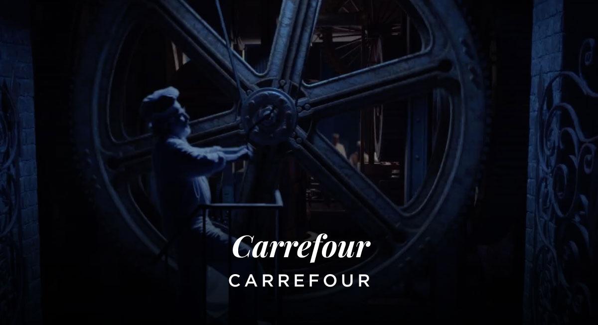 Miguel Campana – Carrefour