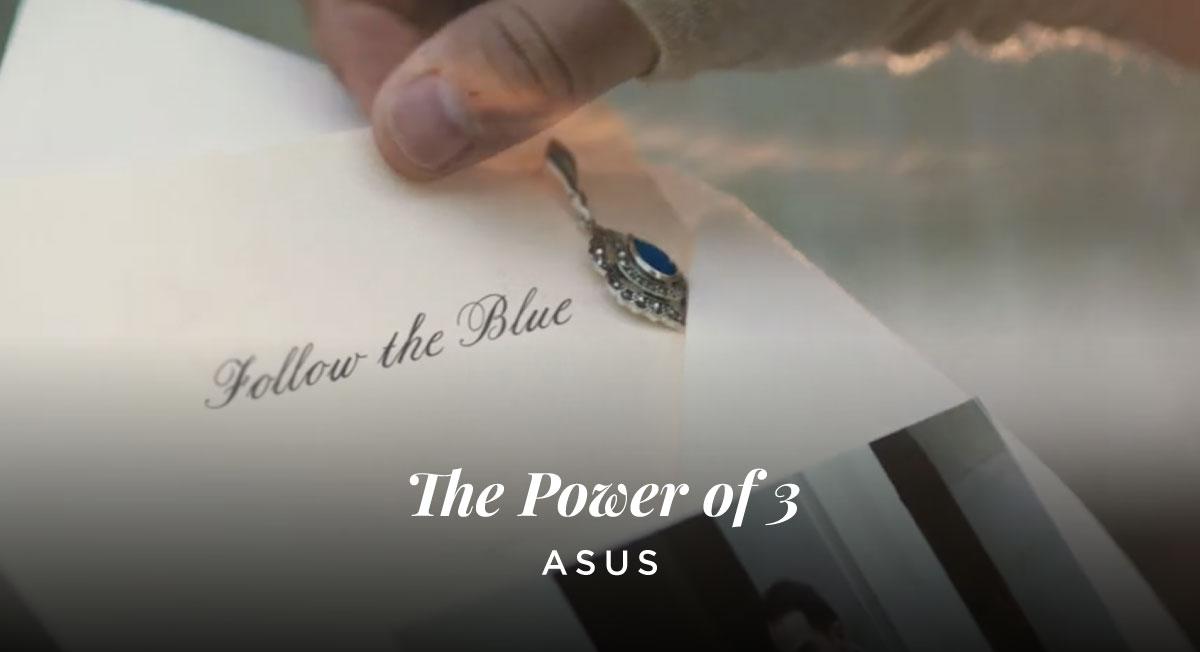Iclaudius – ASUS ZenFone 3 – The Power of 3
