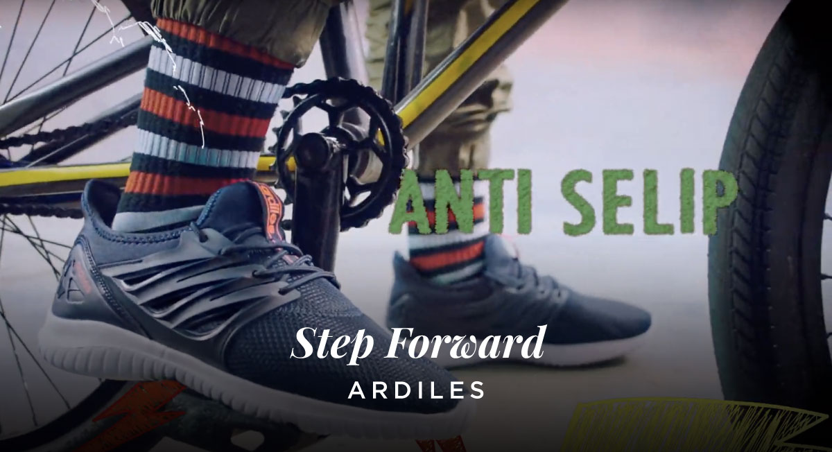 Damon Escott – Ardiles Step Forward