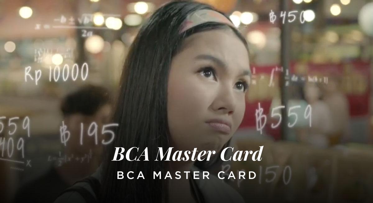 Asrul Hanif – BCA Master Card