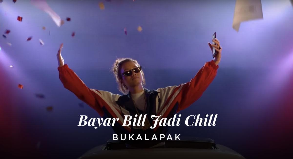 Rangga Kusmalendra – Bayar Bill Jadi Chill