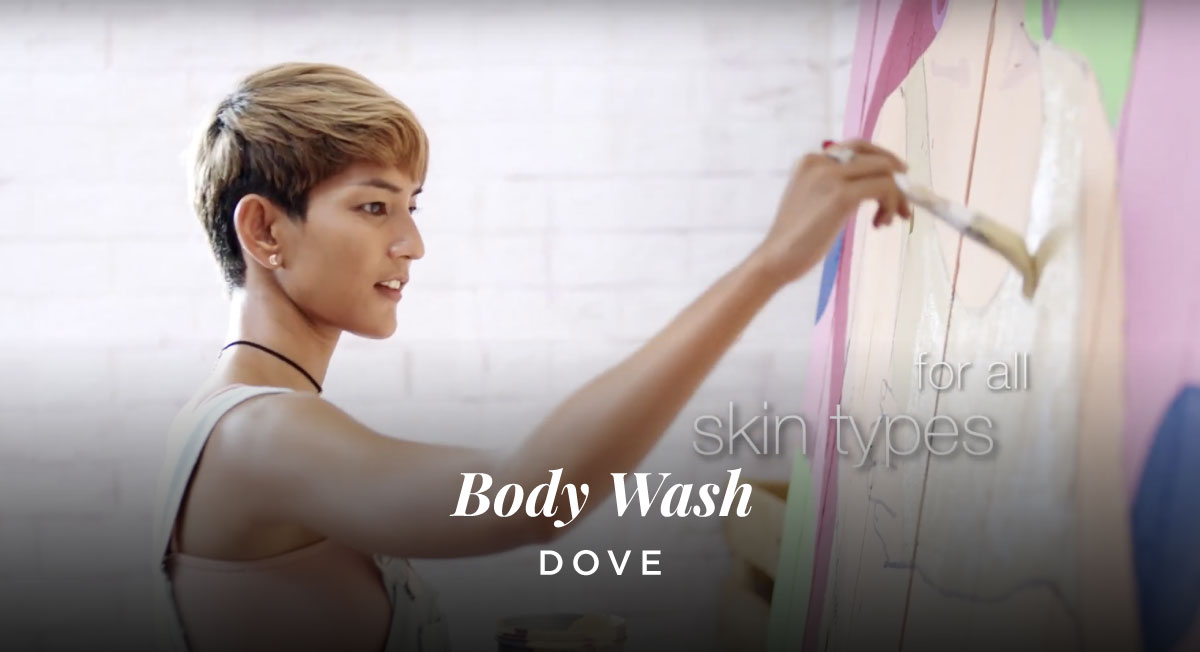 David Rechtmann – Dove – Body Wash