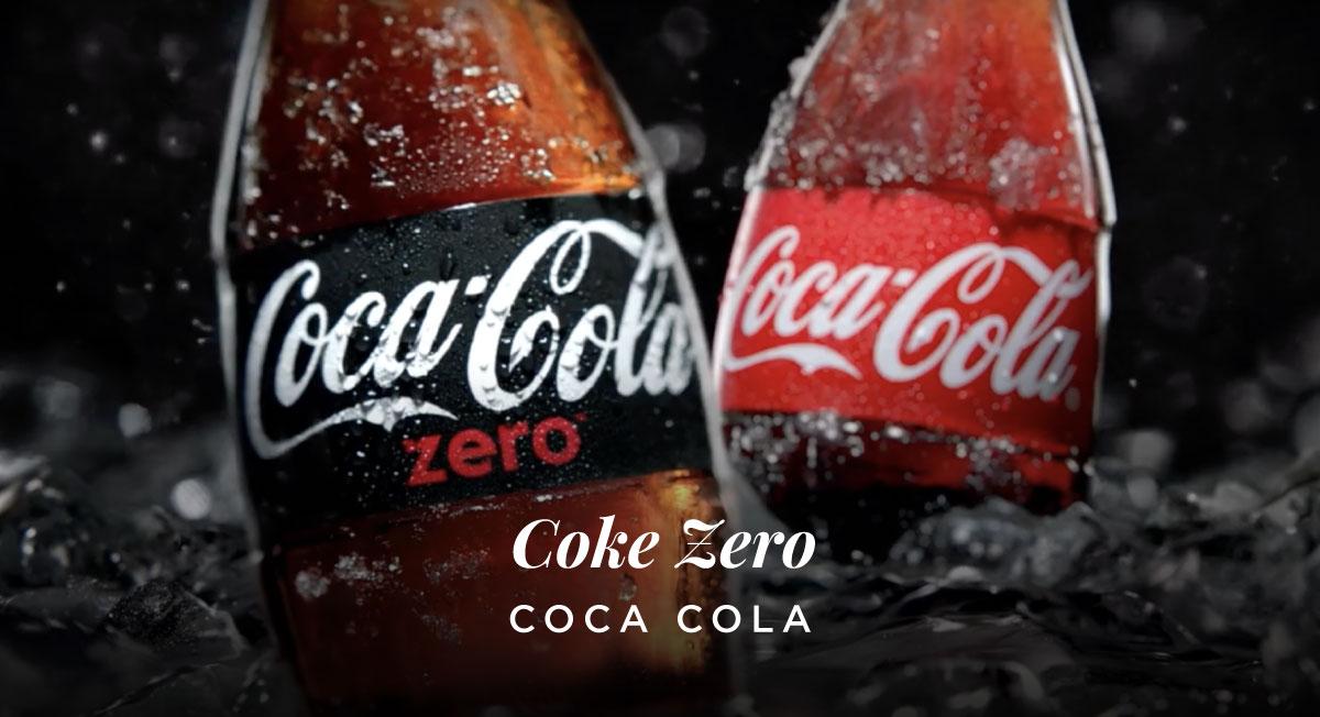 Irv Blitz – Coke Zero