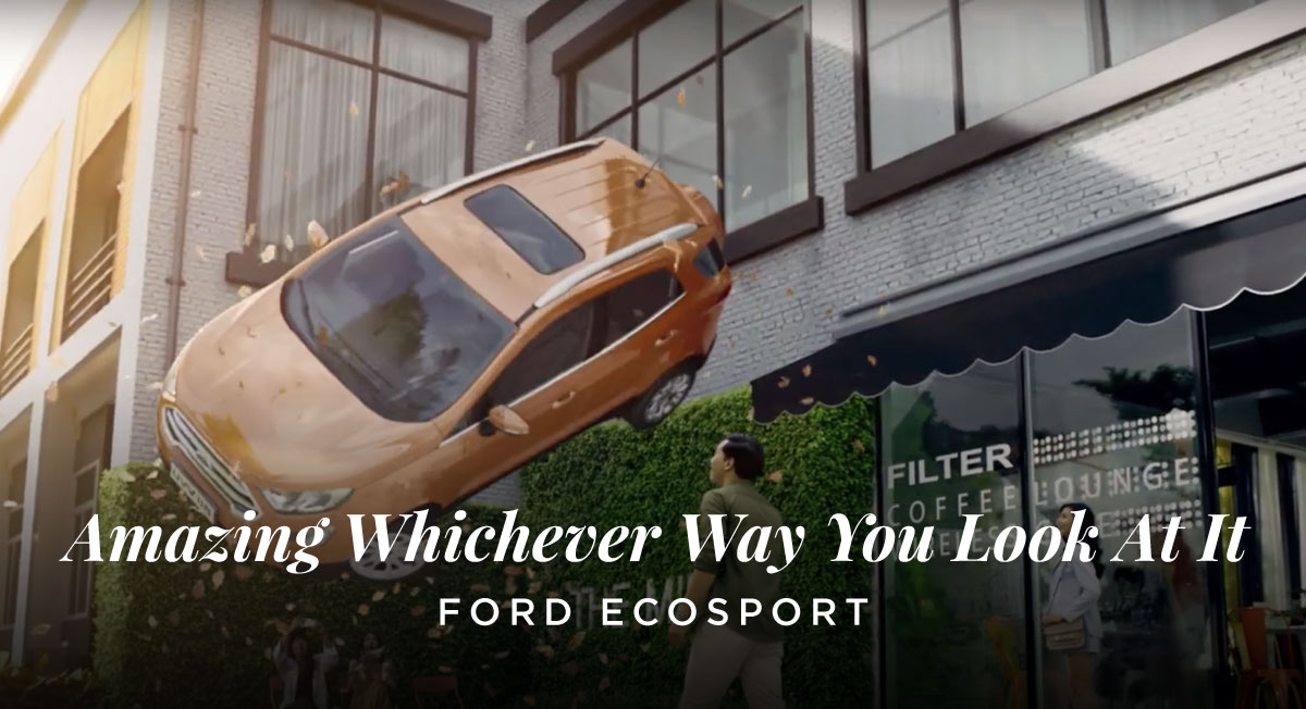 Brad Hogarth – Ford Ecosport 2020 Amazing Whichever Way You Look At It
