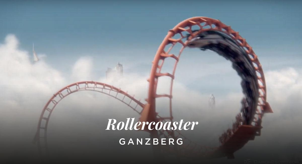 Damon Escott – Ganzberg 'Rollercoaster'