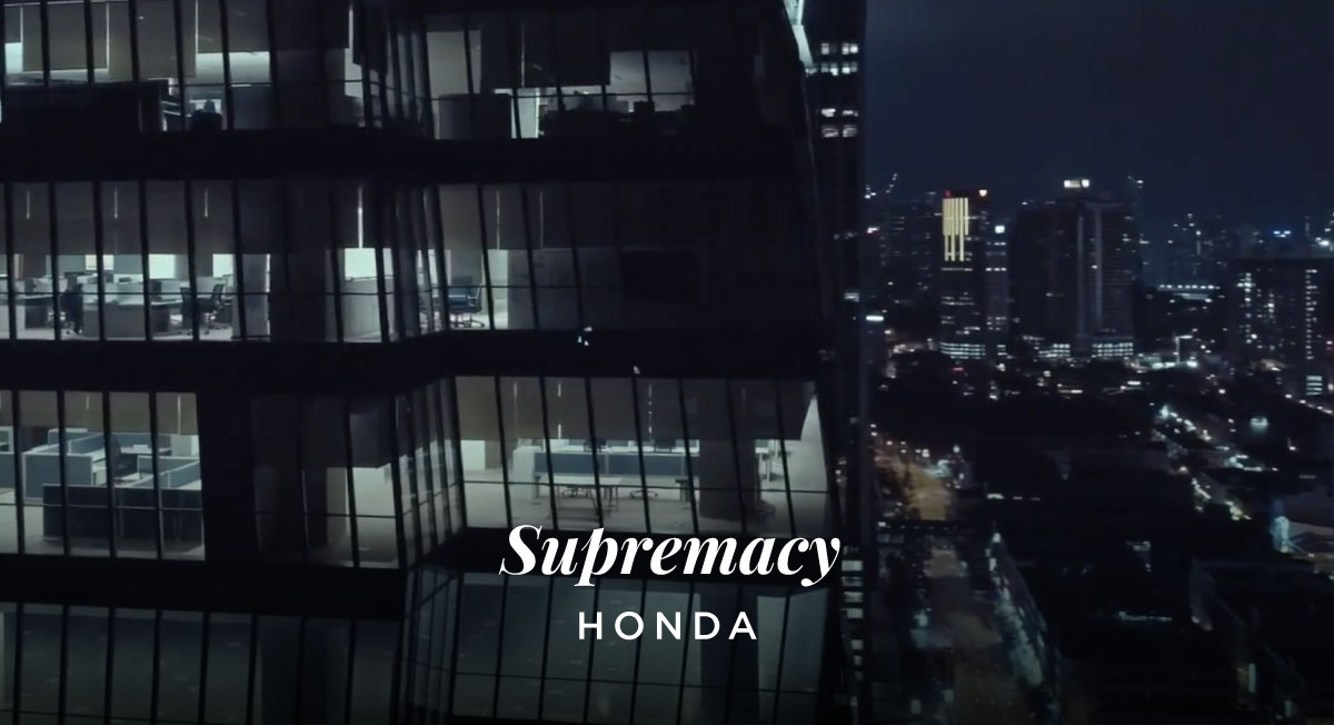 Iclaudius – Honda – Supremacy