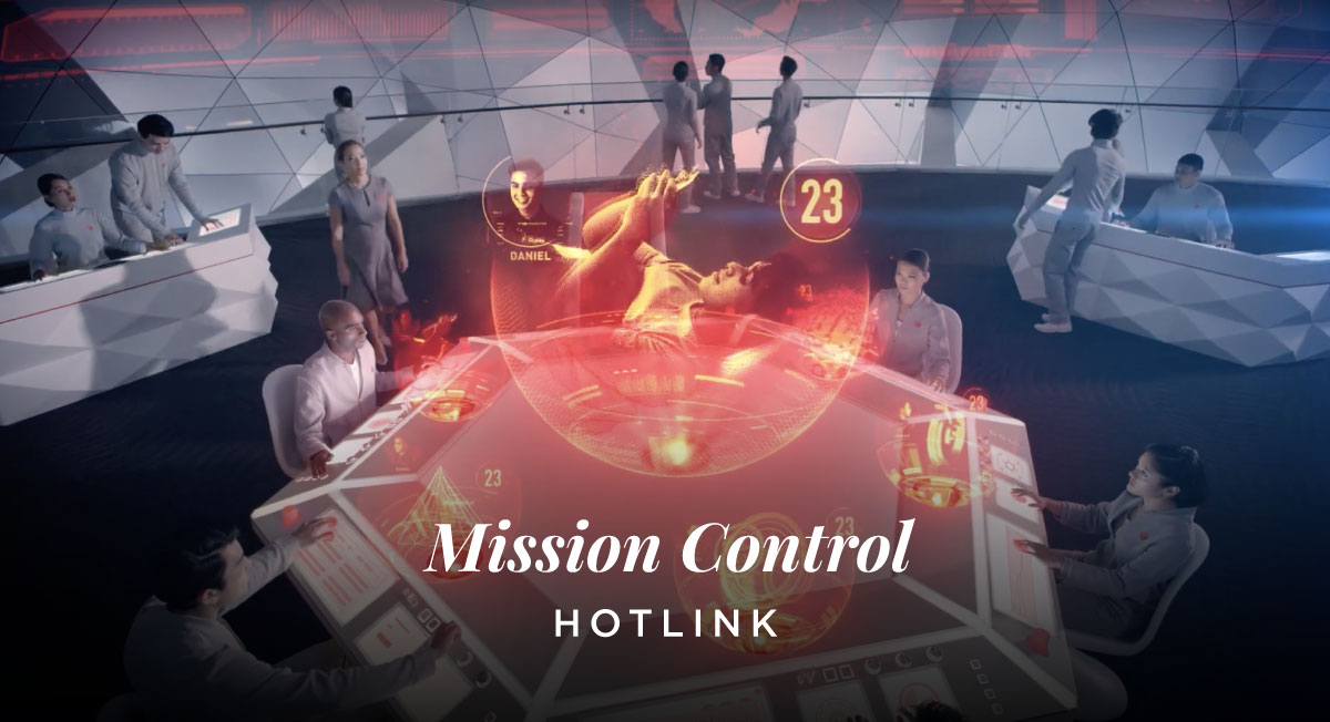 Kubhaer Jethwani – Hotlink 'Mission Control'