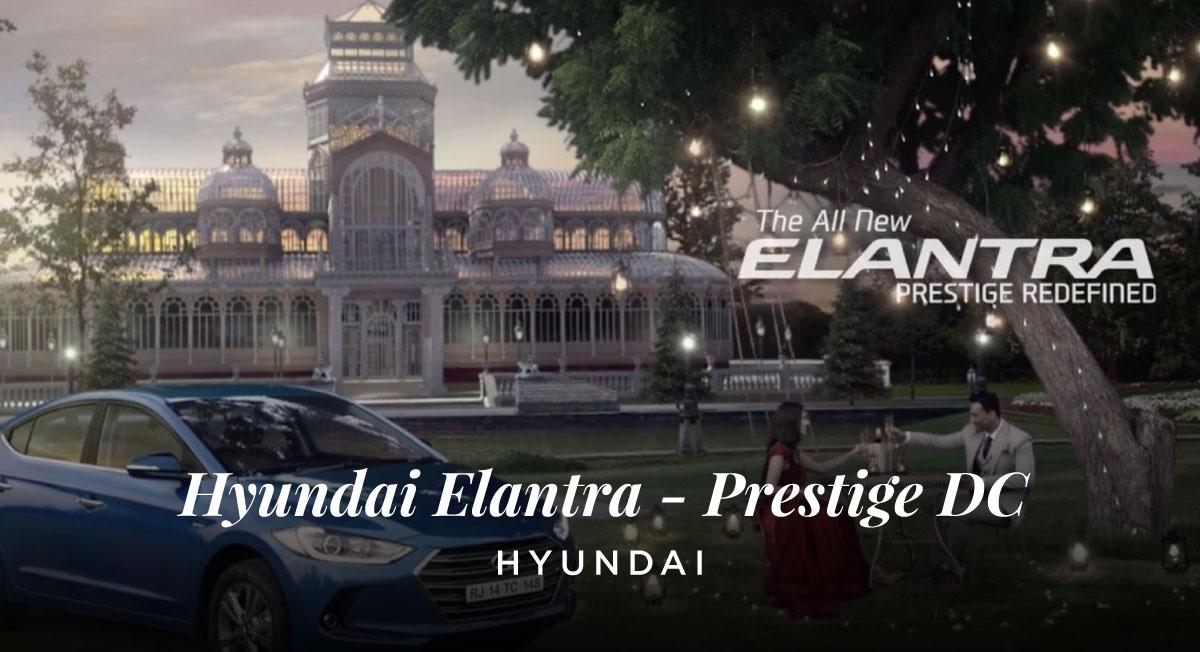 Jon Gwyther – Hyundai Elantra – Prestige DC