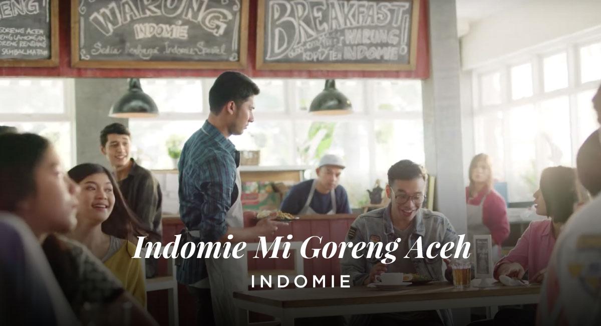 Ben Wee – Indomie Mi Goreng Aceh