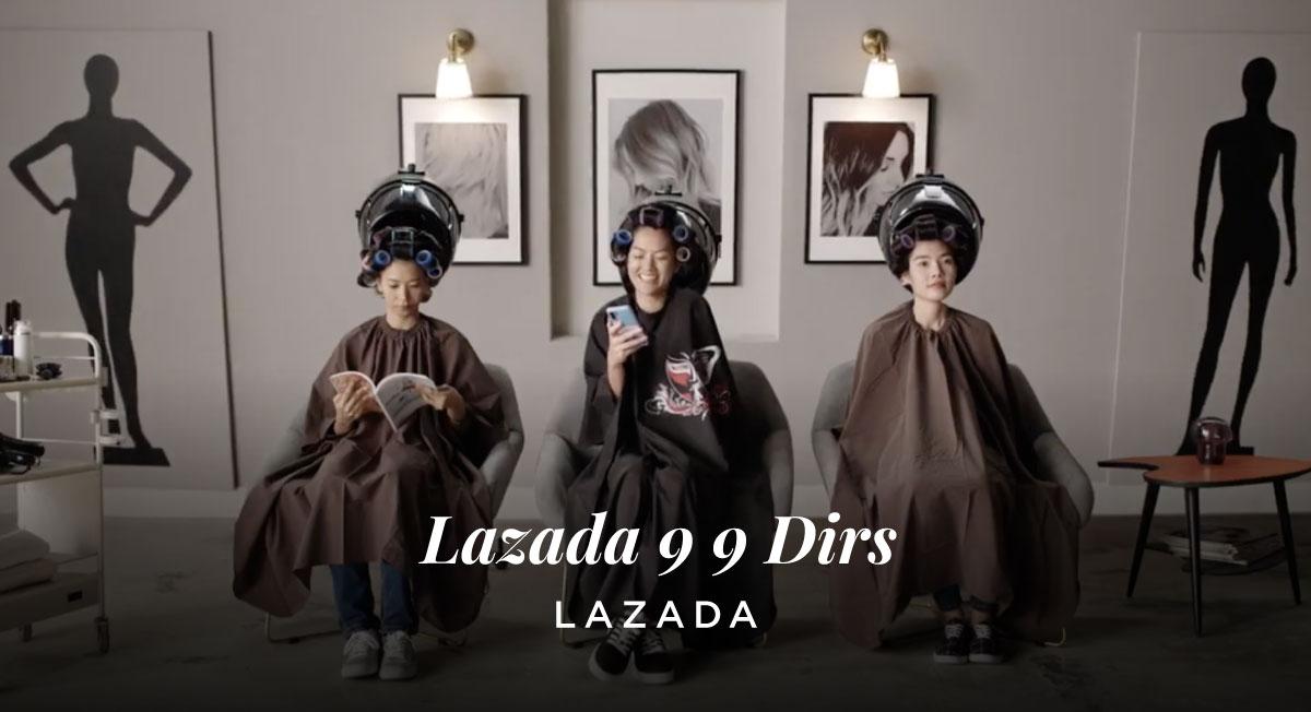 Brad Hogarth – Lazada 9 9 Dirs