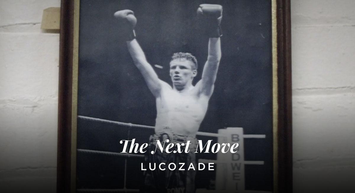 Michel & Nico – Lucozade 'The Next Move TRAILER'