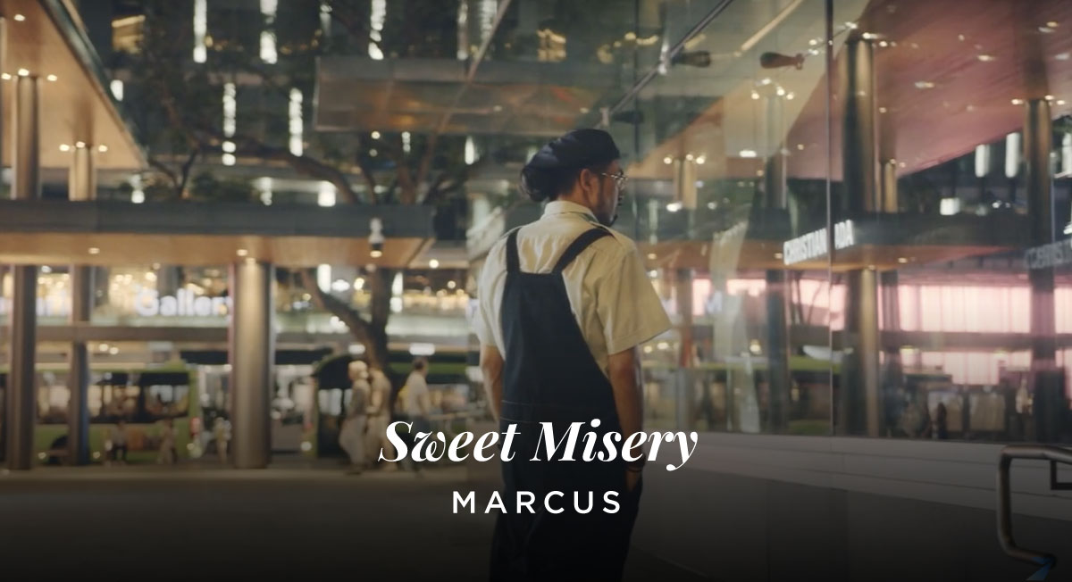 Ted Charles – Marcus 'Sweet Misery'