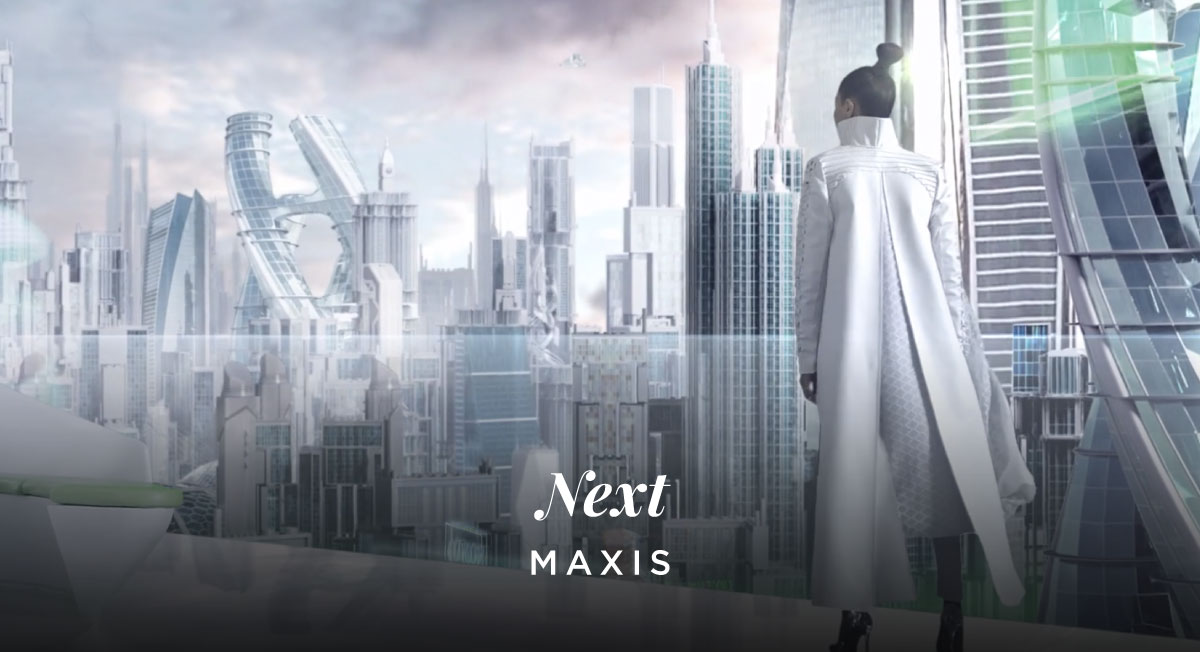 Henry Ooi – Maxis Next