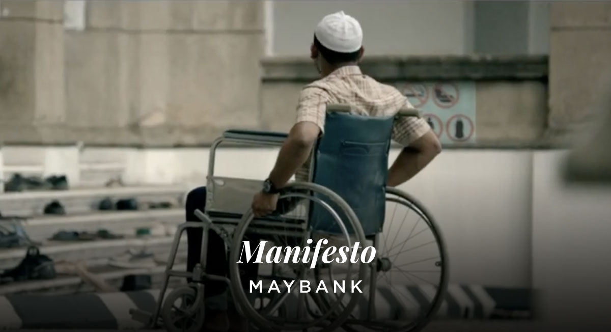 Farouk Aljoffrey – Maybank Manifesto