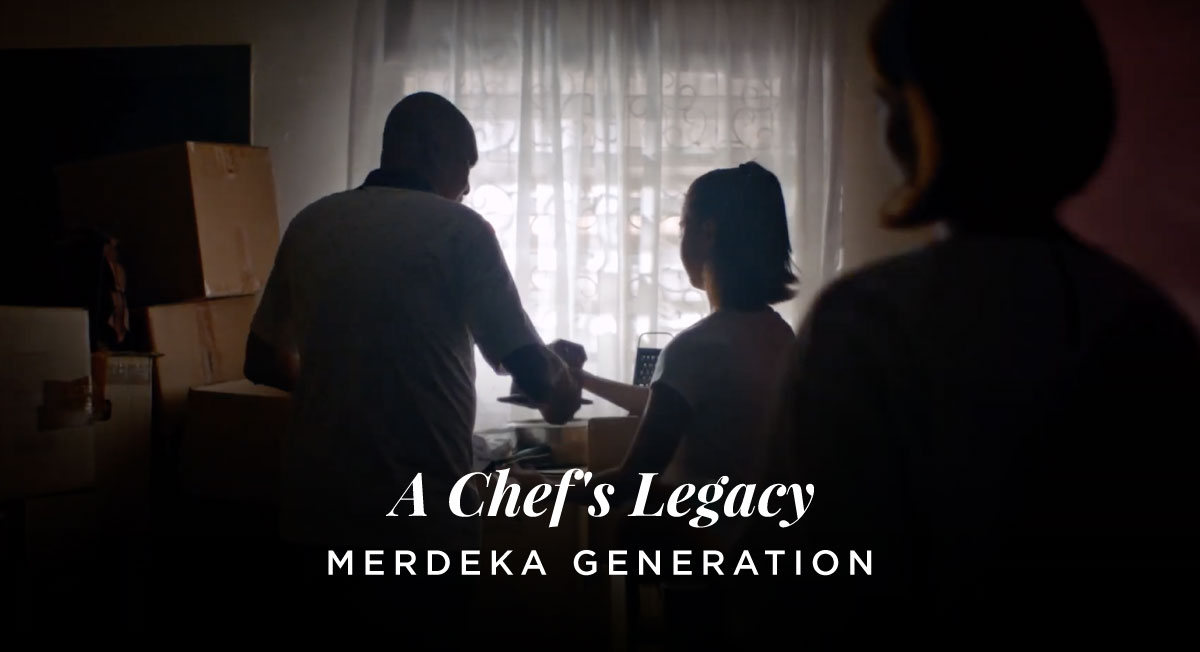 Bertrand – Merdeka Generation A Chef's Legacy