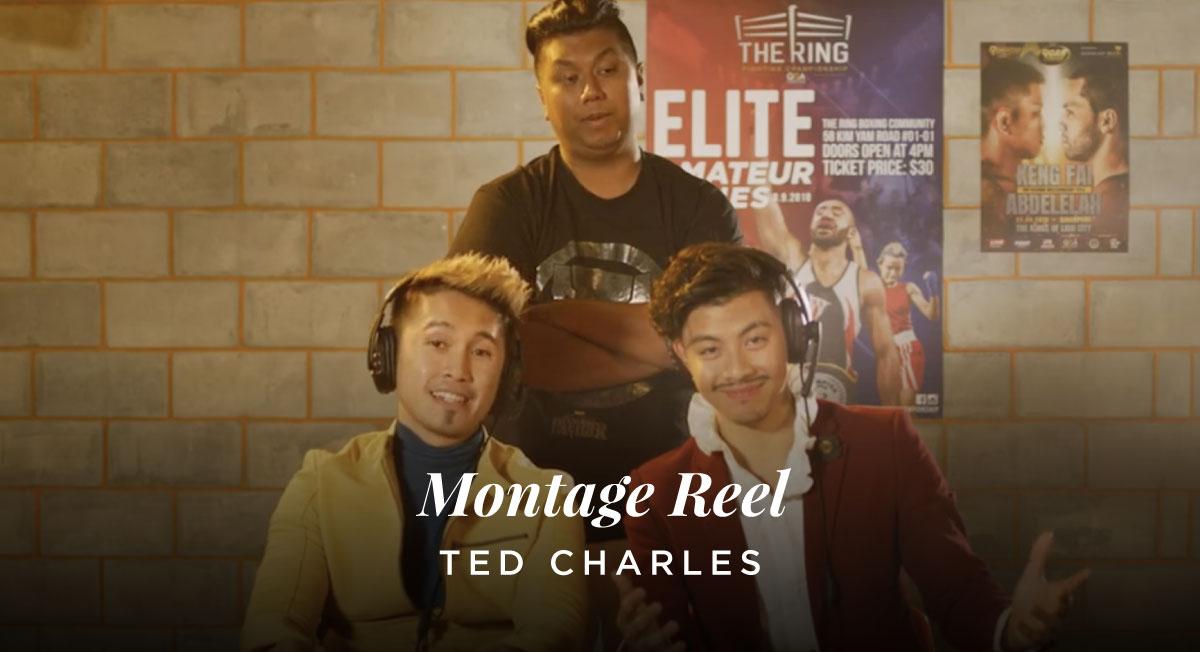 Ted Charles – Ted Charles – Montage Reel