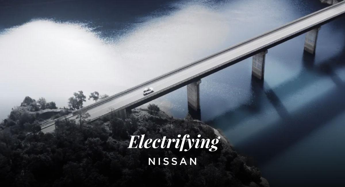 Nico Kreis – NISSAN – Electrifying