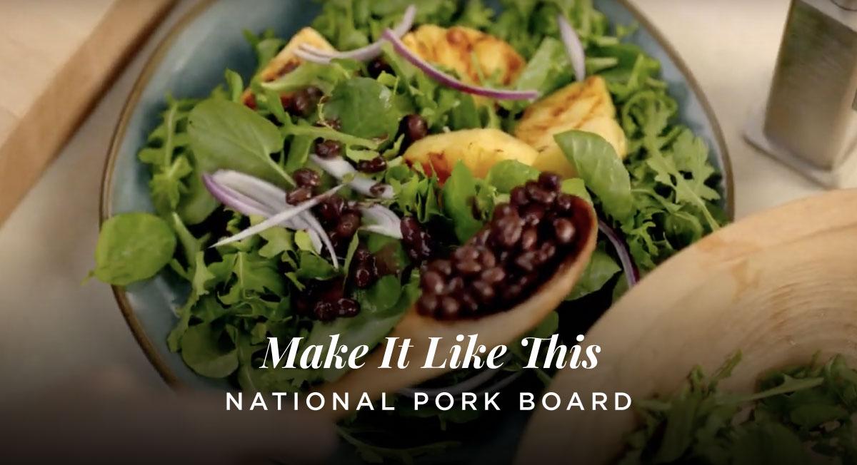 Irv Blitz – National Pork Board Make It Like This