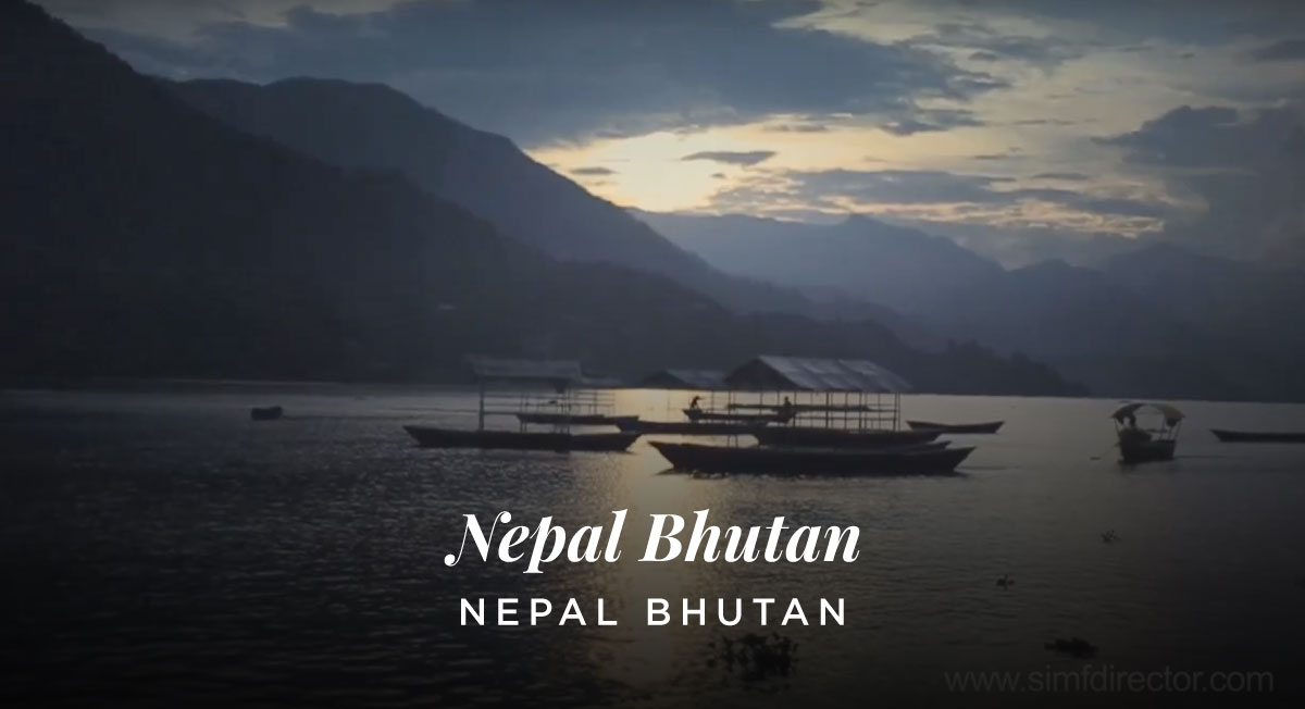 SIM F – NepalBhutan