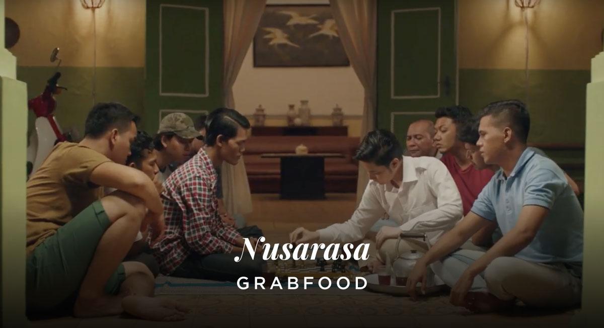Rudy Satria – Grabfood Nusarasa