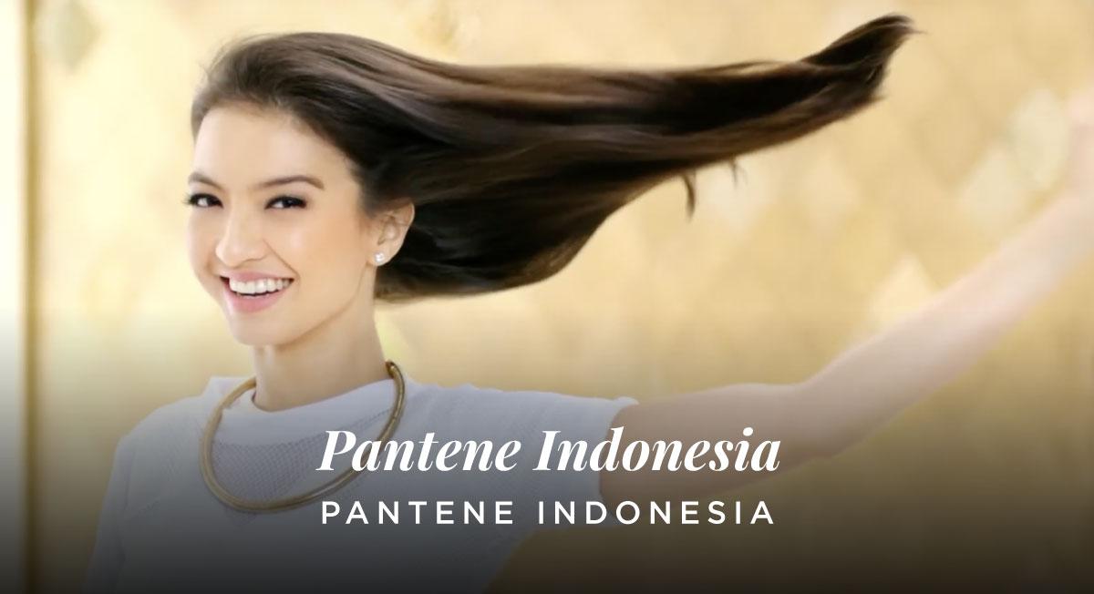Eugene Lim – PANTENE INDONESIA