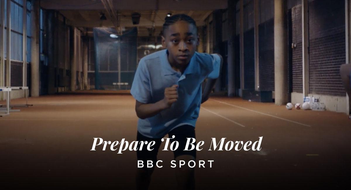 Michel & Nico – BBC SPORT 'PREPARE TO BE MOVED