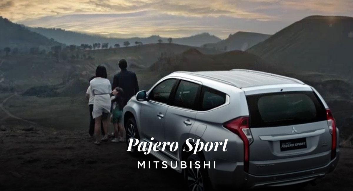 Jon Gwyther – Pajero Sport