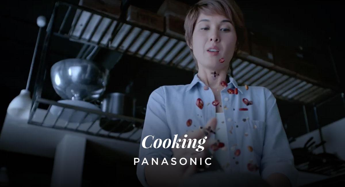 Yew Leong – Panasonic 'Cooking'