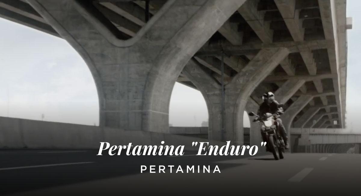 "Iclaudius – Pertamina ""Enduro"""