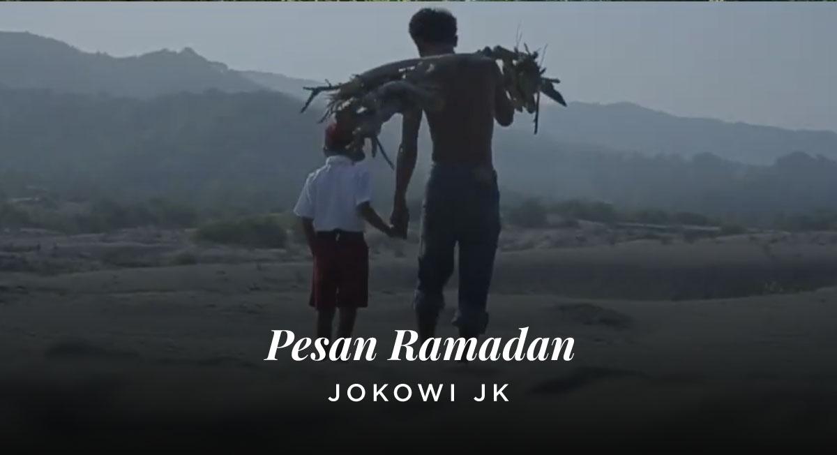 Ivan Handoyo – Pesan Ramadan Jokowi JK