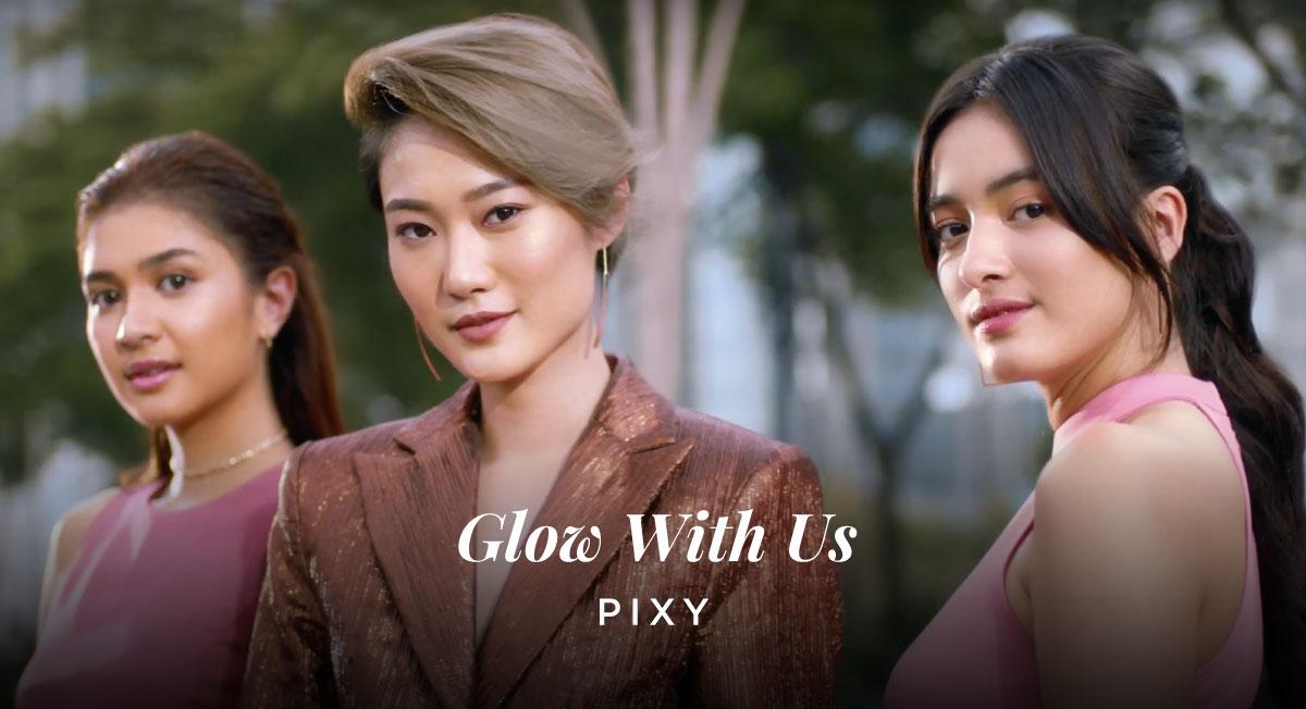 IB Charisma – Pixy – Glow With Us