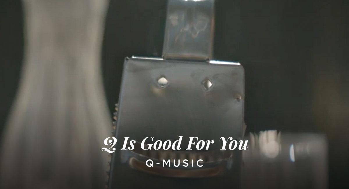 Samuel Bennetts – Q is Good for you