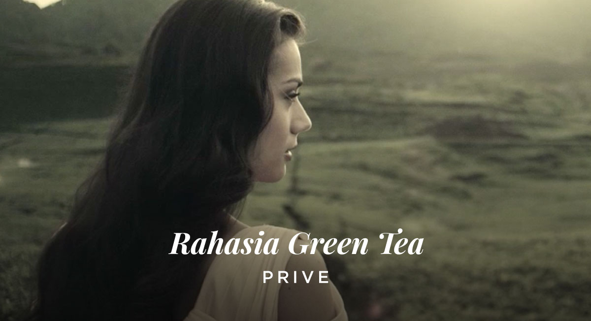 Brandon Loh – Rahasia Green Tea