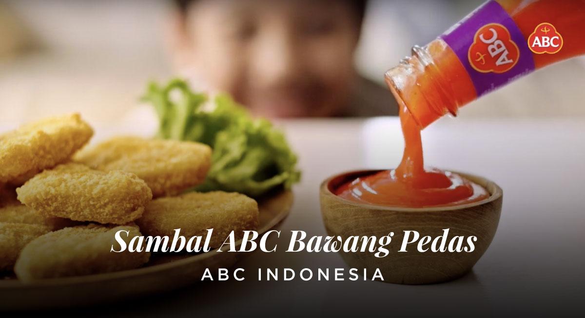 Rangga Kusmalendra – Sambal ABC Bawang Pedas