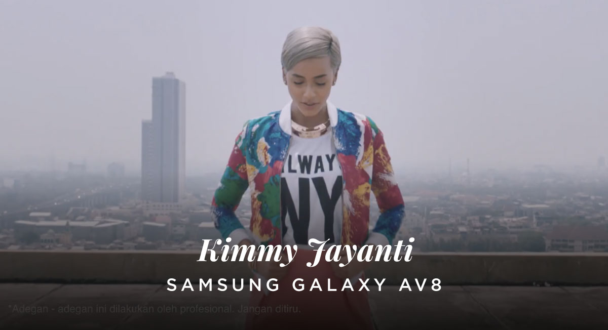 Eugene Lim – Samsung Galaxy A8 'Kimmy Jayanti'