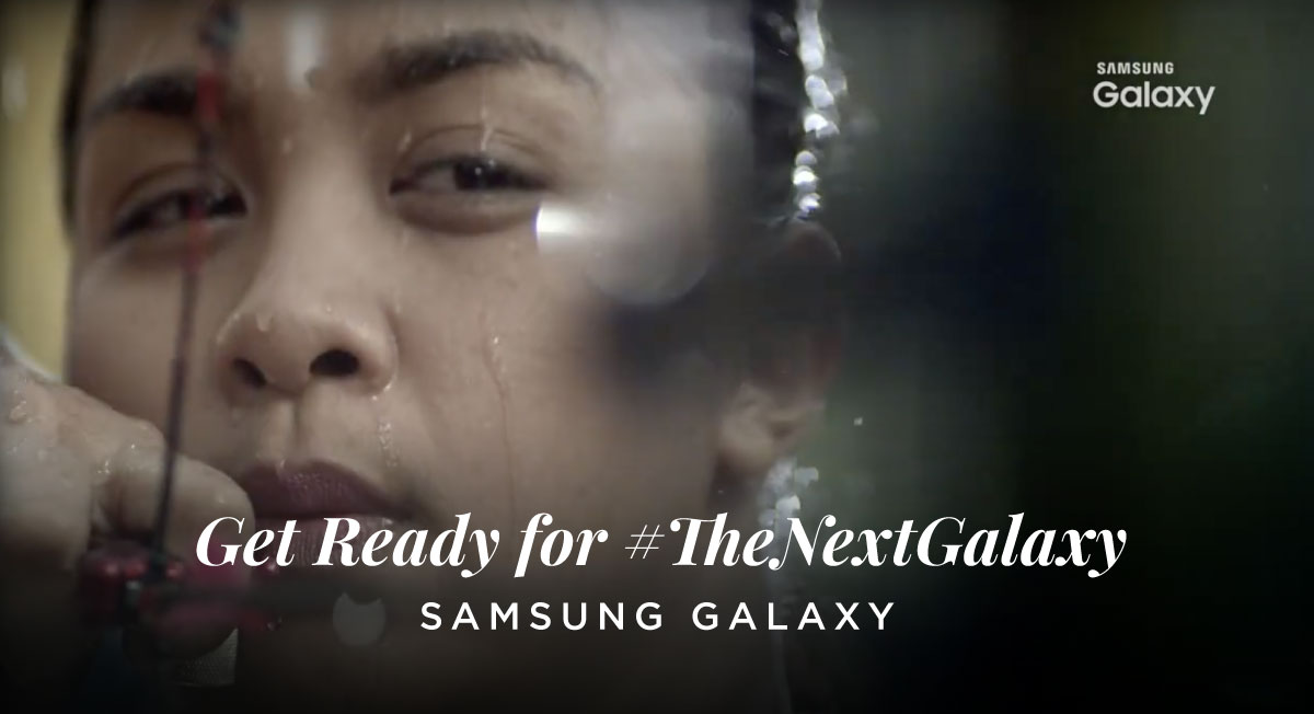 Eugene Panji – Get Ready for #TheNextGalaxy