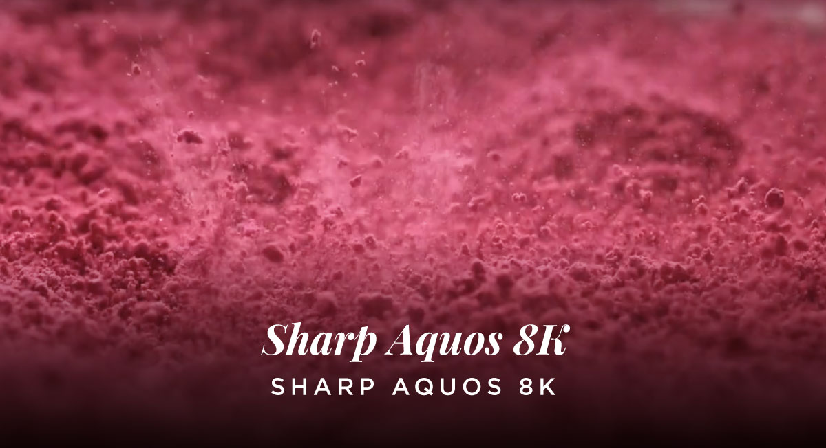 Farouk Aljoffrey – Sharp Aquos 8K