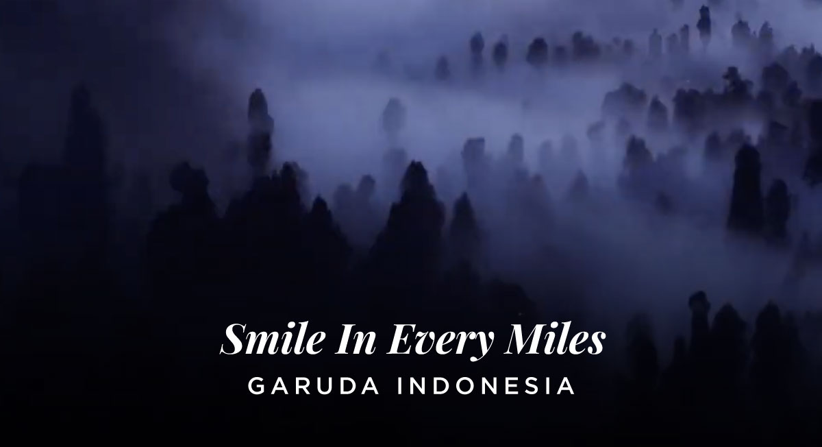 Sinung Winahyoko – Smile in every miles