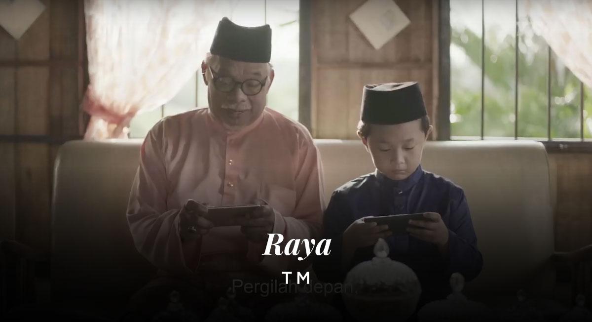 Yew Leong – TM Raya
