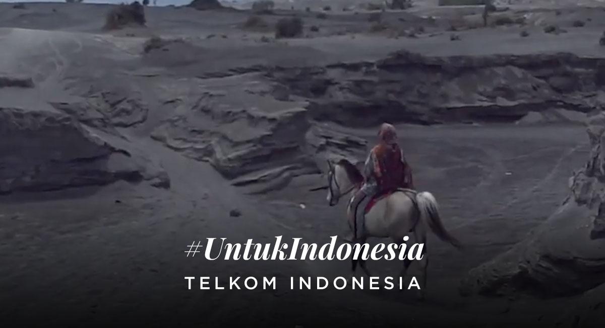 Ivan Handoyo – Telkom Indonesia #UntukIndonesia