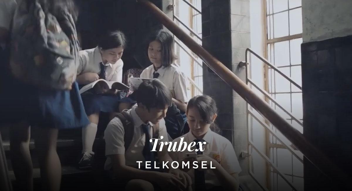 Farouk Aljoffrey – Telkomsel 'TRUBEX'