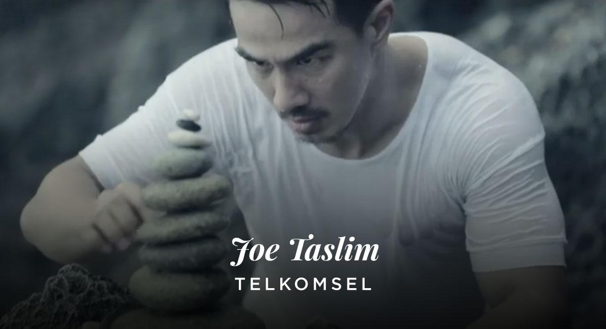 SIM F – Telkomsel Joe Taslim