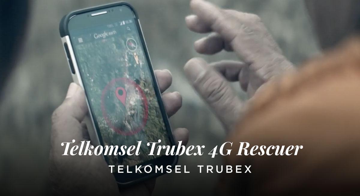 Eugene Lim – TELKOMSEL TRUBEX 4G Rescuer