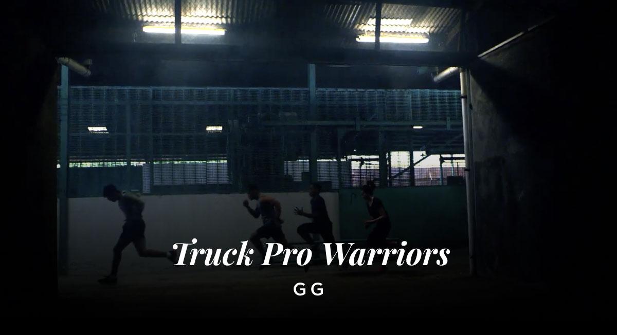 Ramatyo Wicaksono – Truck Pro Warriors