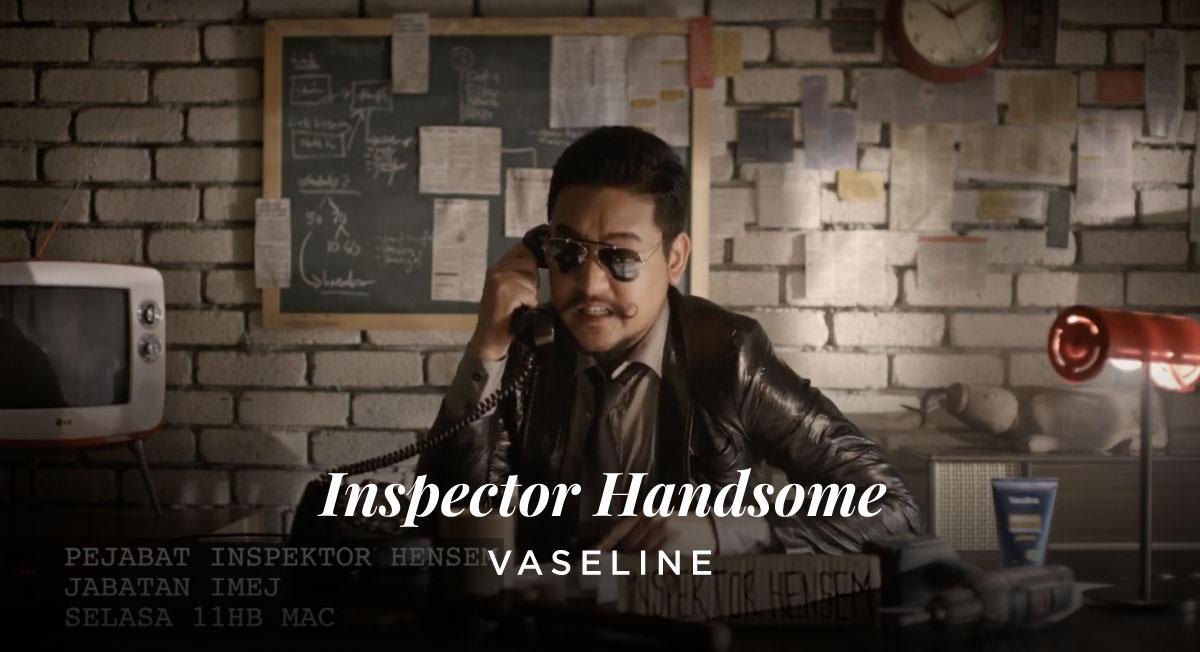 Kubhaer Jethwani – Vaseline – Inspector Handsome