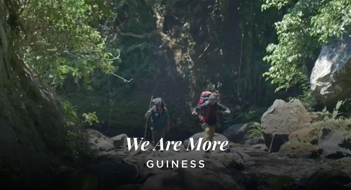 Ivan Handoyo – Guiness – We Are More