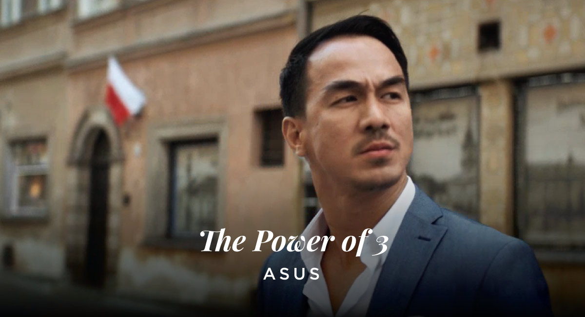 Asus – The Power of 3