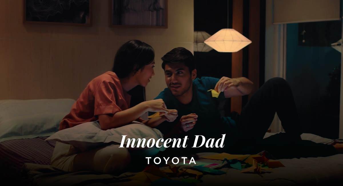 Ayudha Suwono – Innocent Dad