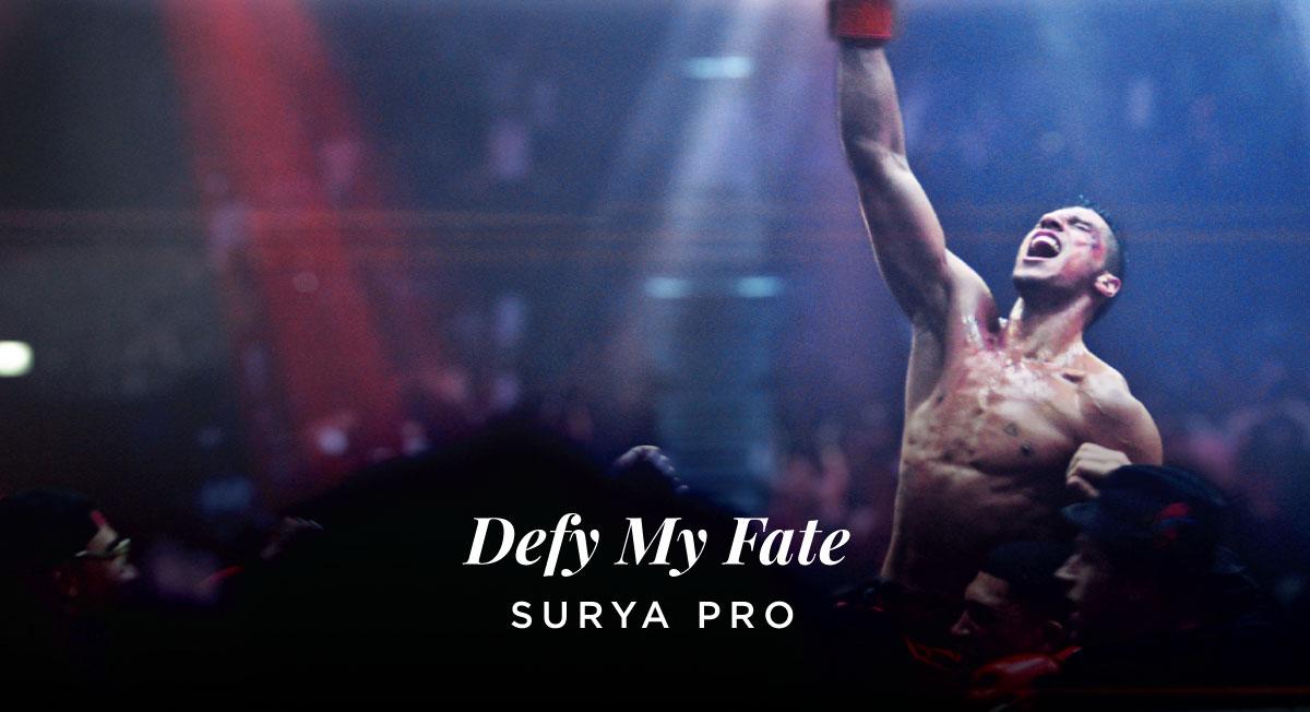 Defy My Fate
