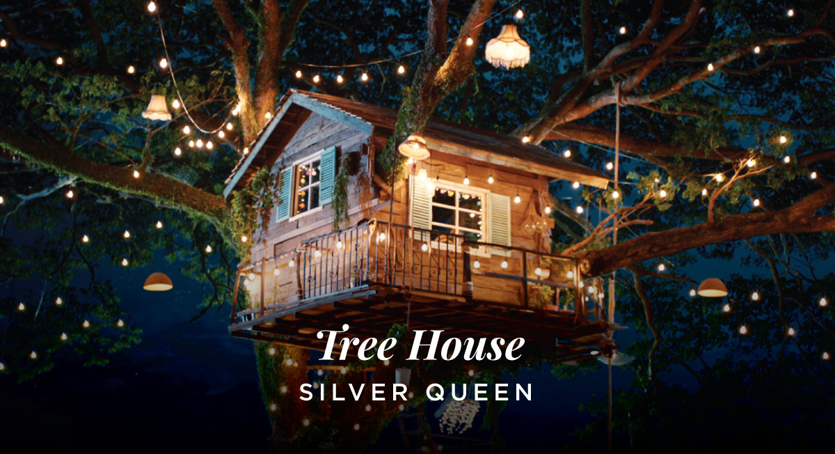 Silver Queen – Tree House